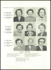 Page 13, 1953 Edition, Oakley High School - Oak Yearbook (Asheville, NC) online yearbook collection