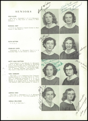 Page 15, 1953 Edition, Oakley High School - Oak Yearbook (Asheville, NC) online yearbook collection