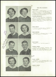 Page 16, 1953 Edition, Oakley High School - Oak Yearbook (Asheville, NC) online yearbook collection