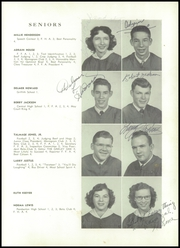 Page 17, 1953 Edition, Oakley High School - Oak Yearbook (Asheville, NC) online yearbook collection