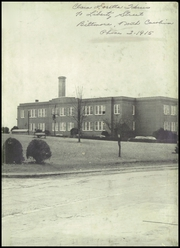 Page 3, 1953 Edition, Oakley High School - Oak Yearbook (Asheville, NC) online yearbook collection