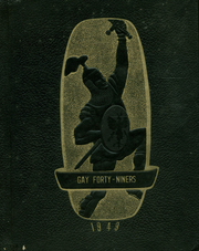 1949 Edition, Walnut High School - Echoes Yearbook (Walnut, NC)