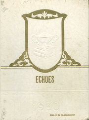 1950 Edition, Walnut High School - Echoes Yearbook (Walnut, NC)