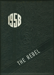 Page 1, 1958 Edition, Bickett High School - Rebel Yearbook (Monroe, NC) online yearbook collection