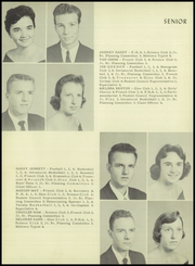 Page 10, 1958 Edition, Bickett High School - Rebel Yearbook (Monroe, NC) online yearbook collection