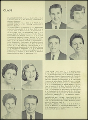 Page 11, 1958 Edition, Bickett High School - Rebel Yearbook (Monroe, NC) online yearbook collection