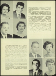 Page 12, 1958 Edition, Bickett High School - Rebel Yearbook (Monroe, NC) online yearbook collection
