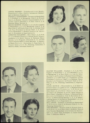 Page 13, 1958 Edition, Bickett High School - Rebel Yearbook (Monroe, NC) online yearbook collection