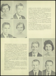 Page 14, 1958 Edition, Bickett High School - Rebel Yearbook (Monroe, NC) online yearbook collection
