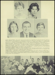 Page 15, 1958 Edition, Bickett High School - Rebel Yearbook (Monroe, NC) online yearbook collection