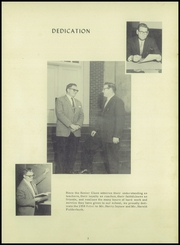 Page 7, 1958 Edition, Bickett High School - Rebel Yearbook (Monroe, NC) online yearbook collection