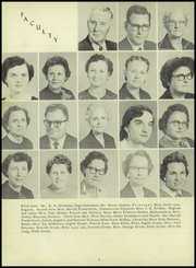 Page 8, 1958 Edition, Bickett High School - Rebel Yearbook (Monroe, NC) online yearbook collection