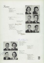 Page 16, 1939 Edition, Coachella Valley Union High School - La Conchilla Yearbook (Coachella, CA) online yearbook collection