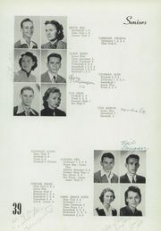 Page 17, 1939 Edition, Coachella Valley Union High School - La Conchilla Yearbook (Coachella, CA) online yearbook collection