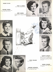 Page 16, 1953 Edition, Coachella Valley Union High School - La Conchilla Yearbook (Coachella, CA) online yearbook collection