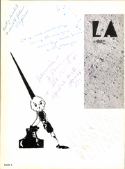Page 6, 1953 Edition, Coachella Valley Union High School - La Conchilla Yearbook (Coachella, CA) online yearbook collection