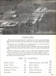 Page 9, 1953 Edition, Coachella Valley Union High School - La Conchilla Yearbook (Coachella, CA) online yearbook collection