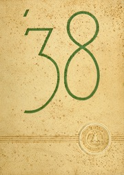 Delta State University - Broom Yearbook (Cleveland, MS) online yearbook collection, 1938 Edition, Page 1