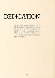 Page 10, 1948 Edition, Delta State University - Broom Yearbook (Cleveland, MS) online yearbook collection