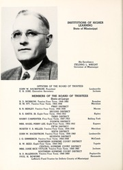 Page 12, 1950 Edition, Delta State University - Broom Yearbook (Cleveland, MS) online yearbook collection