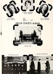 Page 14, 1950 Edition, Delta State University - Broom Yearbook (Cleveland, MS) online yearbook collection
