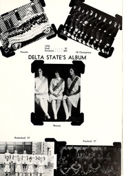 Page 15, 1950 Edition, Delta State University - Broom Yearbook (Cleveland, MS) online yearbook collection