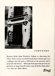 Page 8, 1950 Edition, Delta State University - Broom Yearbook (Cleveland, MS) online yearbook collection