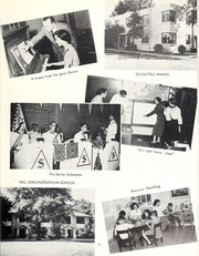 Page 13, 1955 Edition, Delta State University - Broom Yearbook (Cleveland, MS) online yearbook collection