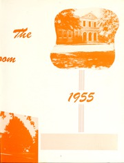 Page 7, 1955 Edition, Delta State University - Broom Yearbook (Cleveland, MS) online yearbook collection
