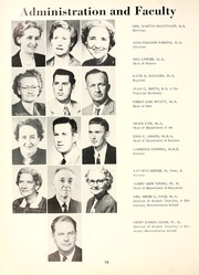 Page 14, 1957 Edition, Delta State University - Broom Yearbook (Cleveland, MS) online yearbook collection