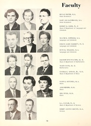 Page 16, 1957 Edition, Delta State University - Broom Yearbook (Cleveland, MS) online yearbook collection