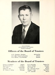 Page 8, 1957 Edition, Delta State University - Broom Yearbook (Cleveland, MS) online yearbook collection