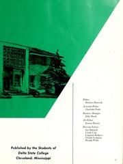 Page 7, 1964 Edition, Delta State University - Broom Yearbook (Cleveland, MS) online yearbook collection