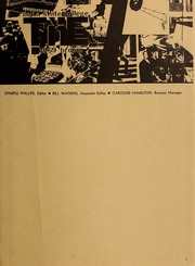 Page 5, 1969 Edition, Delta State University - Broom Yearbook (Cleveland, MS) online yearbook collection
