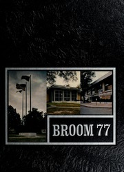Page 1, 1977 Edition, Delta State University - Broom Yearbook (Cleveland, MS) online yearbook collection