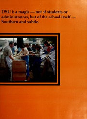 Page 11, 1978 Edition, Delta State University - Broom Yearbook (Cleveland, MS) online yearbook collection