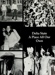 Page 17, 1978 Edition, Delta State University - Broom Yearbook (Cleveland, MS) online yearbook collection