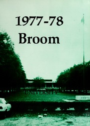 Page 5, 1978 Edition, Delta State University - Broom Yearbook (Cleveland, MS) online yearbook collection