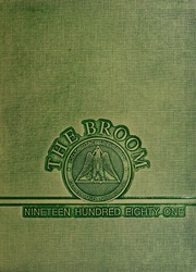 1981 Edition, Delta State University - Broom Yearbook (Cleveland, MS)