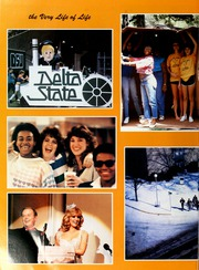 Page 8, 1986 Edition, Delta State University - Broom Yearbook (Cleveland, MS) online yearbook collection