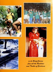 Page 9, 1986 Edition, Delta State University - Broom Yearbook (Cleveland, MS) online yearbook collection