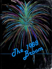 Page 1, 1988 Edition, Delta State University - Broom Yearbook (Cleveland, MS) online yearbook collection