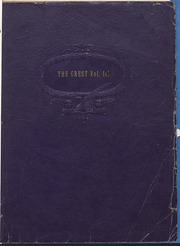 Page 1, 1944 Edition, Draper High School - Crest Yearbook (Draper, NC) online yearbook collection