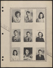 Page 11, 1944 Edition, Draper High School - Crest Yearbook (Draper, NC) online yearbook collection