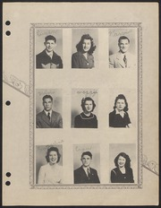 Page 13, 1944 Edition, Draper High School - Crest Yearbook (Draper, NC) online yearbook collection