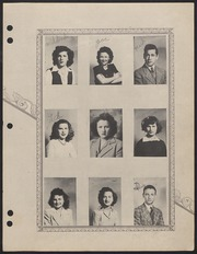 Page 9, 1944 Edition, Draper High School - Crest Yearbook (Draper, NC) online yearbook collection