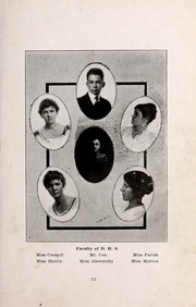 Page 15, 1916 Edition, Dover High School - Crescent Yearbook (Dover, NC) online yearbook collection