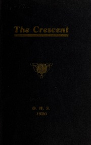 1920 Edition, Dover High School - Crescent Yearbook (Dover, NC)