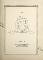 Page 7, 1946 Edition, Haw River High School - Indian Yearbook (Haw River, NC) online yearbook collection