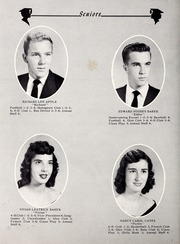 Page 12, 1955 Edition, Haw River High School - Indian Yearbook (Haw River, NC) online yearbook collection